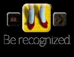 berecognized